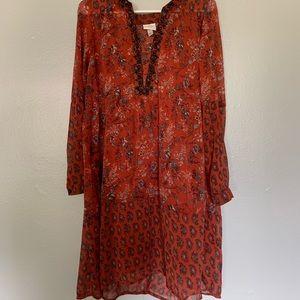 BEAUTIFUL NWOT knox rose dress